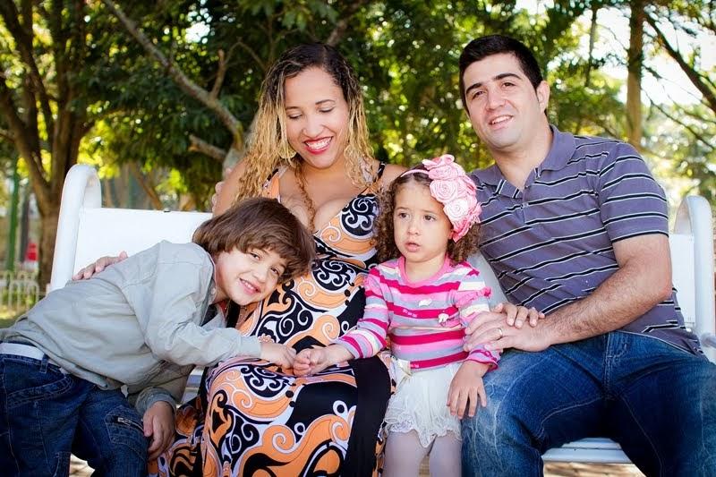 Família perfeita!