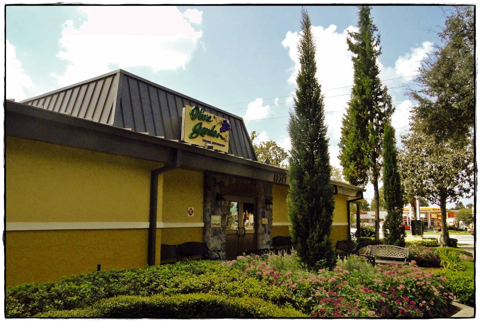 Restaurantes Em Orlando Olive Garden Feierabend