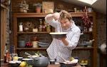 Cozinhando com Jamie Oliver