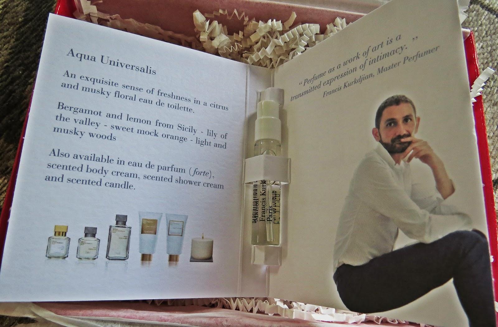Maison Francis Kurkdjian Aqua Universalis Eau de Toilette