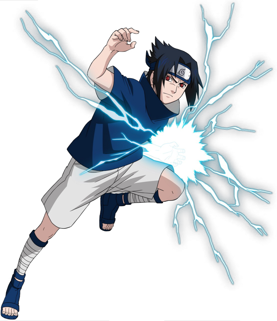 White Chidori Sasuke Naruto Shippuden Wallpapers ...