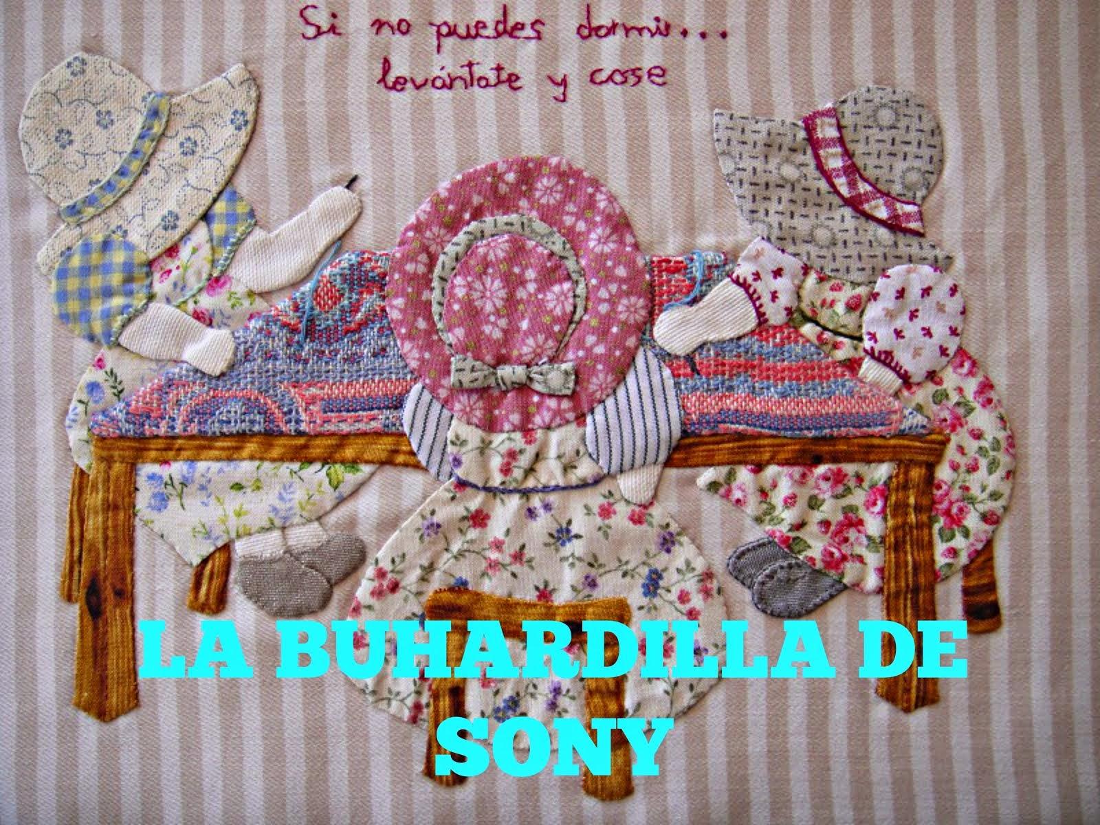 LA BUHARDILLA DE SONY