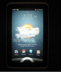 HTC Flyer Current Fastest Tablet Single Core