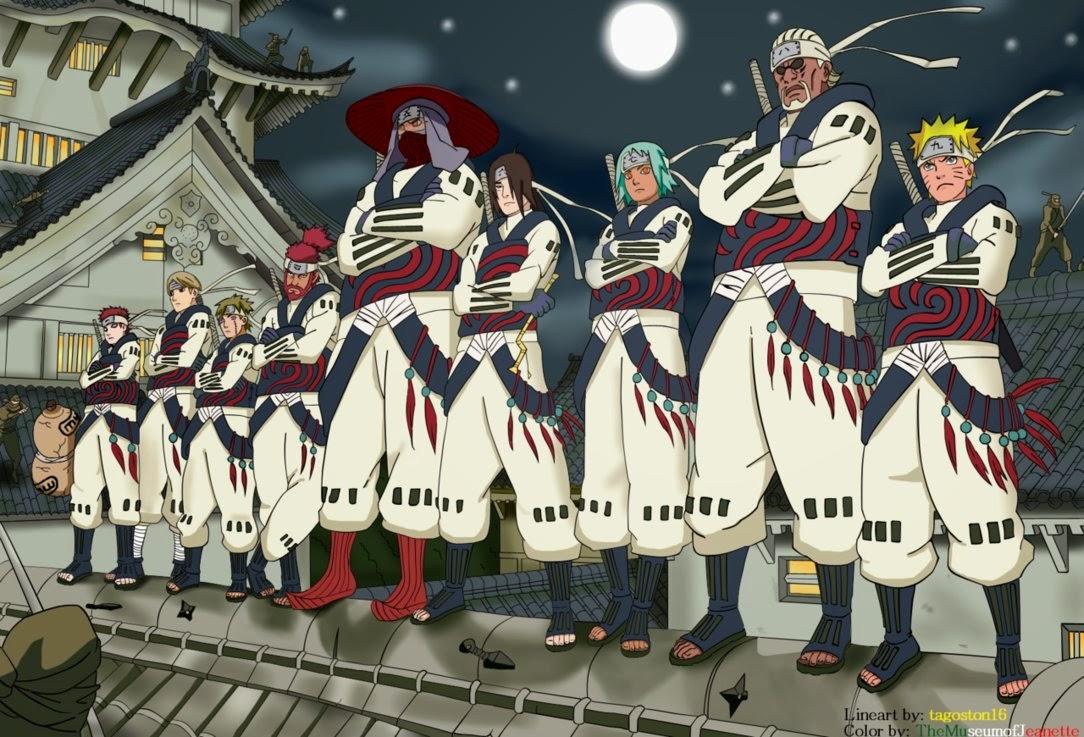Naruto Shippuden SoftSubtittle Indonesia Episode 1-15