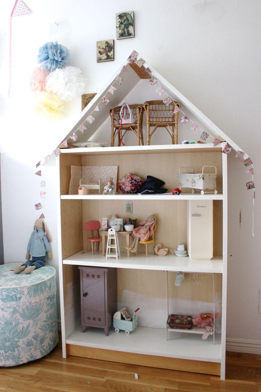 kinoko Det nya dockhuset