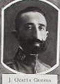 Capitán Juan Ozaeta Guerra