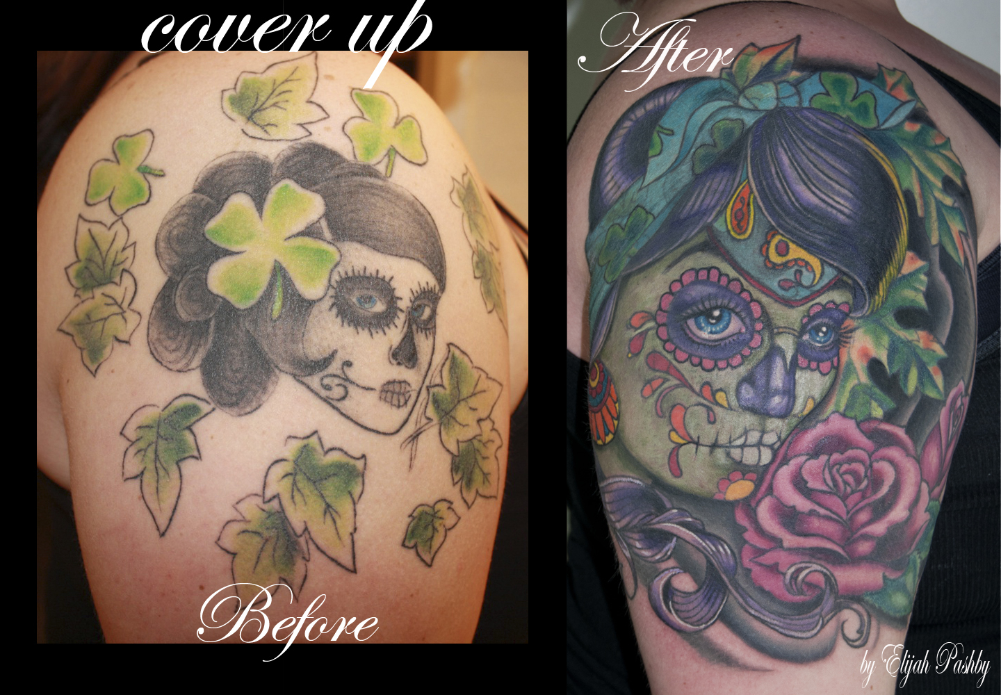Cover up tattoosteulugar for How to cover tattoos