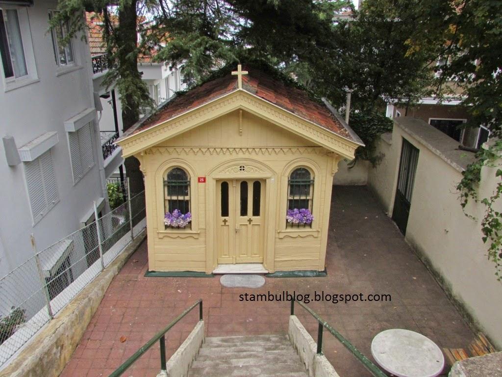 церквушка на Буйукаде