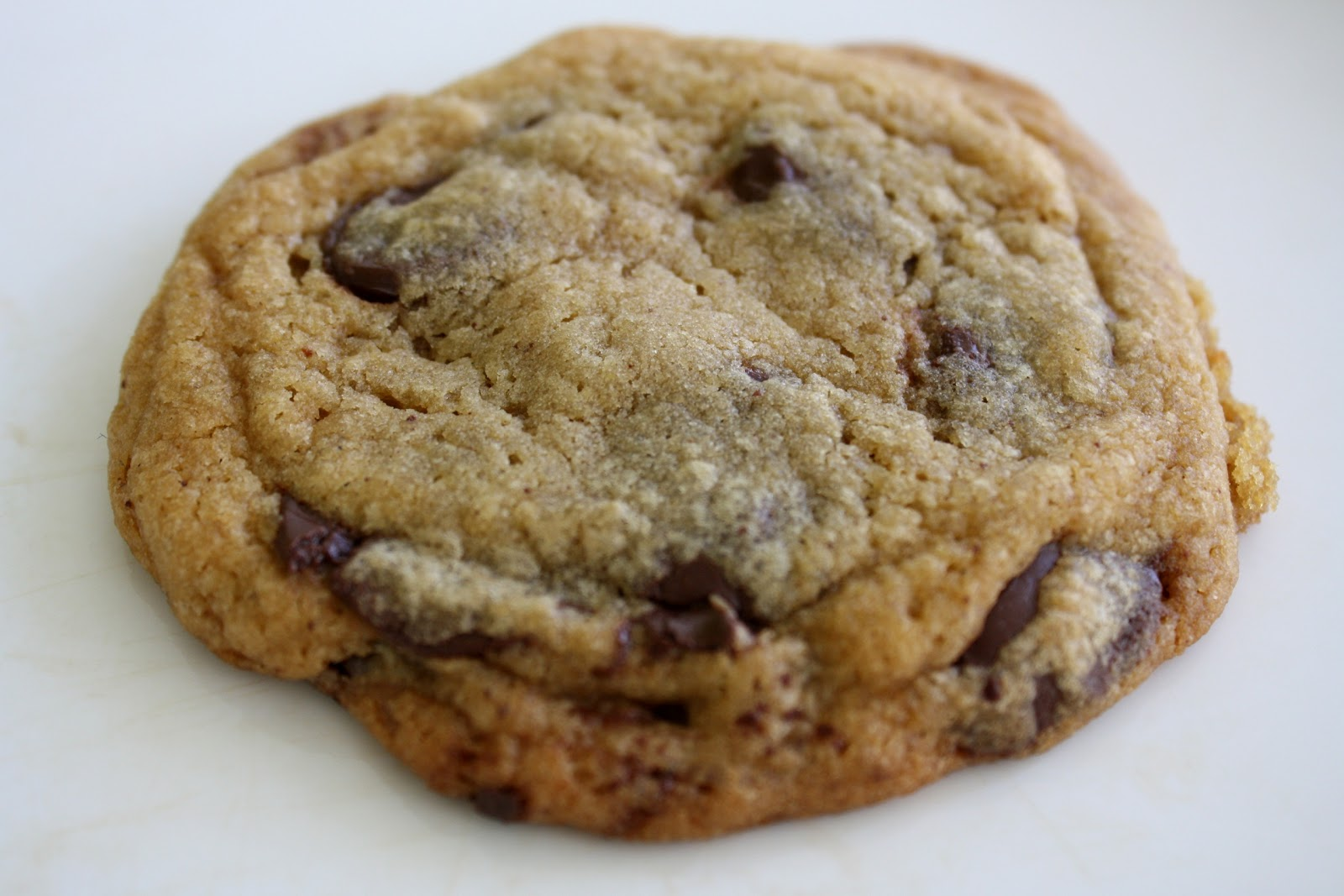 The Vanilla Bean Blog | chocolate chip cookies. with a little bourbon.