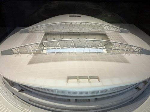 Estádio das Dragão, Porto.