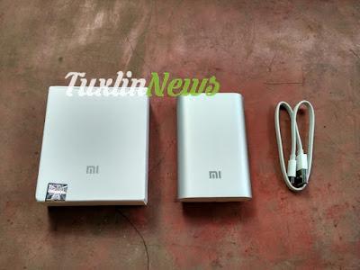 Paket Pembelian Power Bank Xiaomi 10000mAh