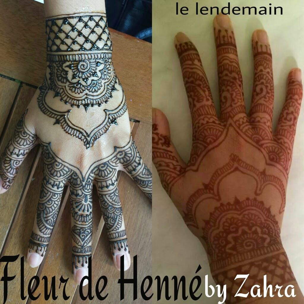 tatouage henné indou lorraine
