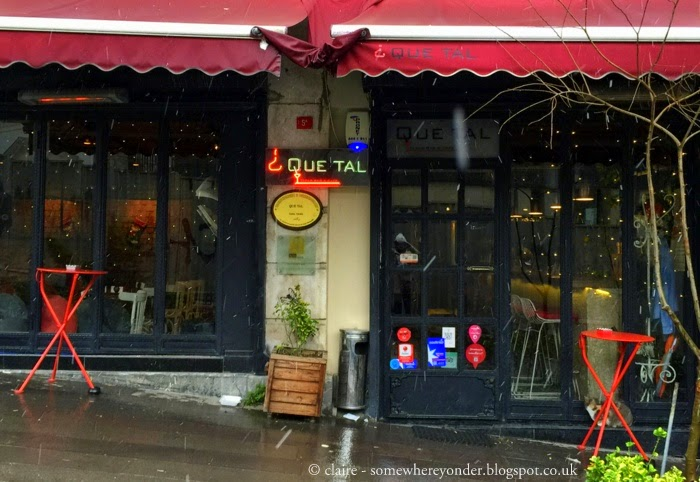 Que Tal café, Istanbul