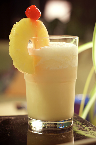 Pina Colada Recipe - Summer Drinks ~ A Little Bit of Everything