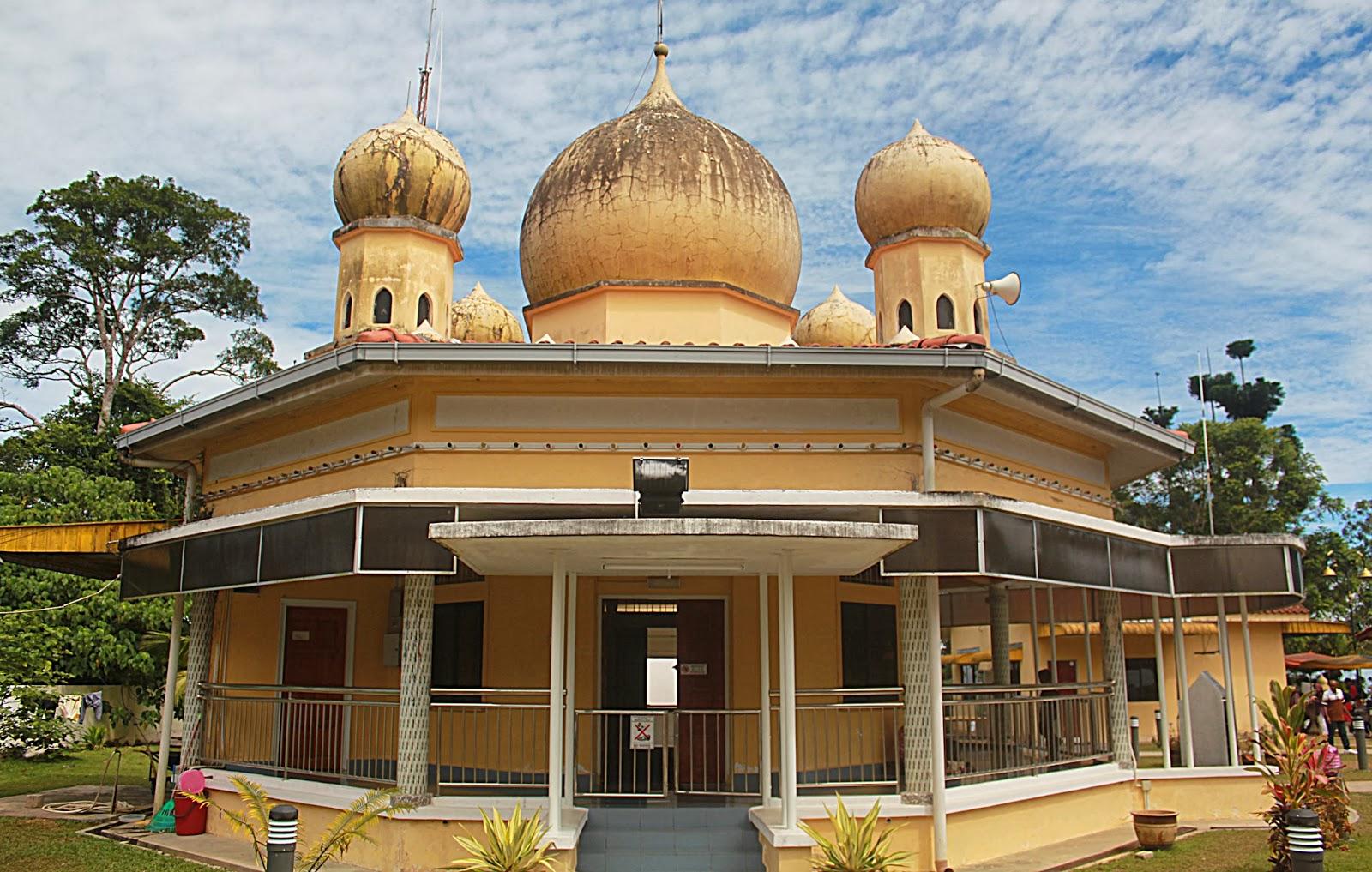 Masjid di Pulau Pinang