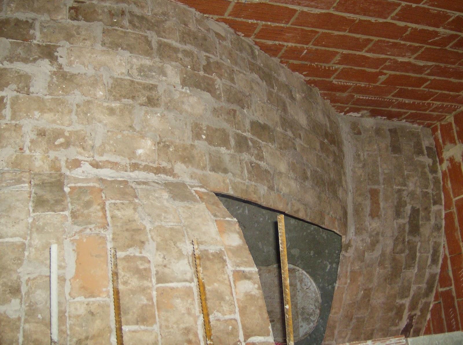 B veda tabicada salvador gomis avi o la escalera - Escaleras de ladrillo ...