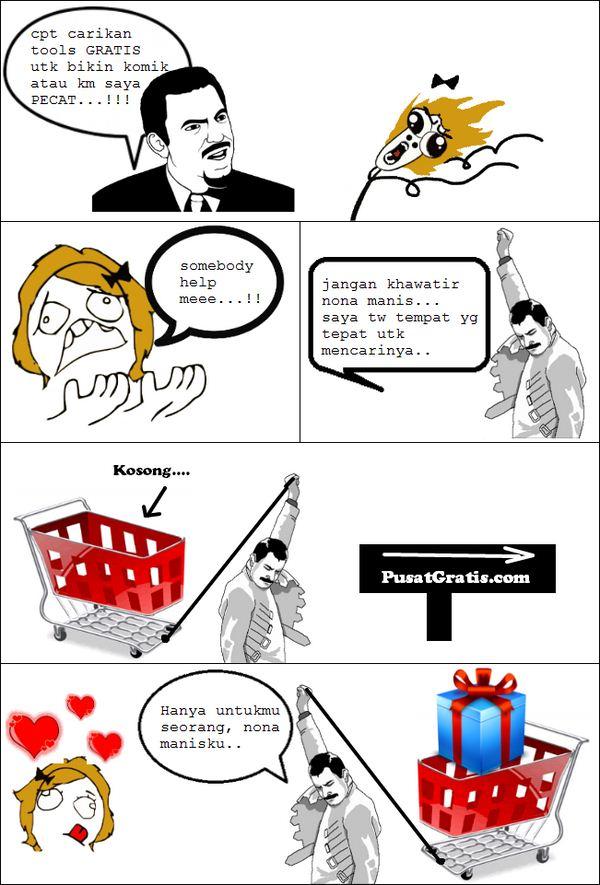 Cara Membuat Komik Dengan Mudah