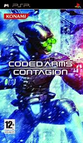 Coded Arms - Contagion - PSP - ISO Download