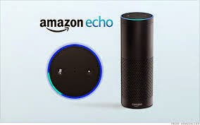 Echo, the new virtual assistant integrated into a speaker Amazon
