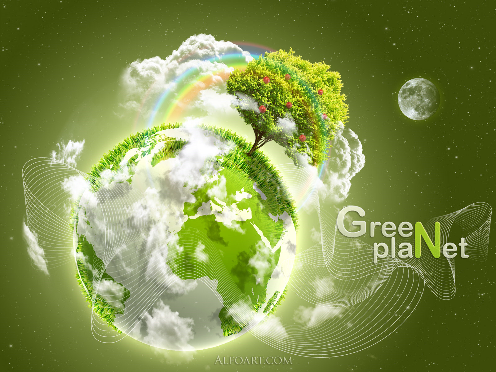 earth green day wallpaper -#main