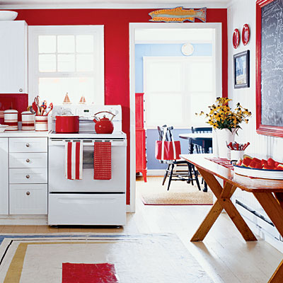 e tu...di che colore vuoi dipingere le pareti? - architettura e ... - Colore Rosso Ambienti Classici Moderni
