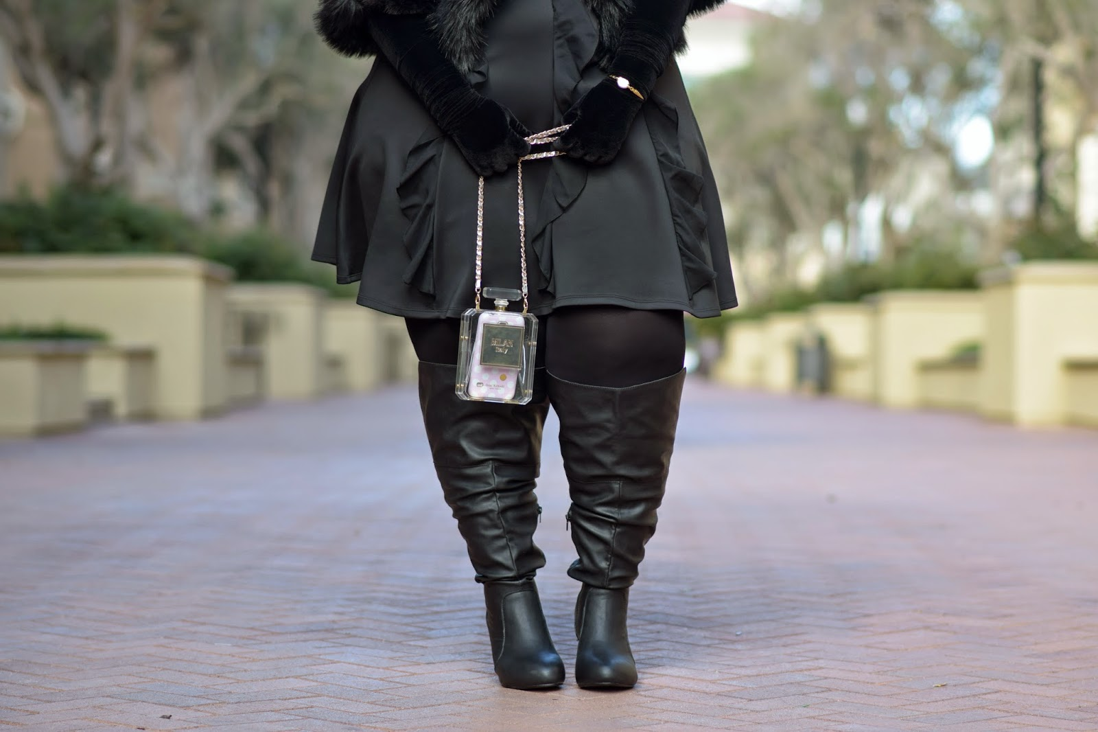 Faux Fur, Plus Size faux fur