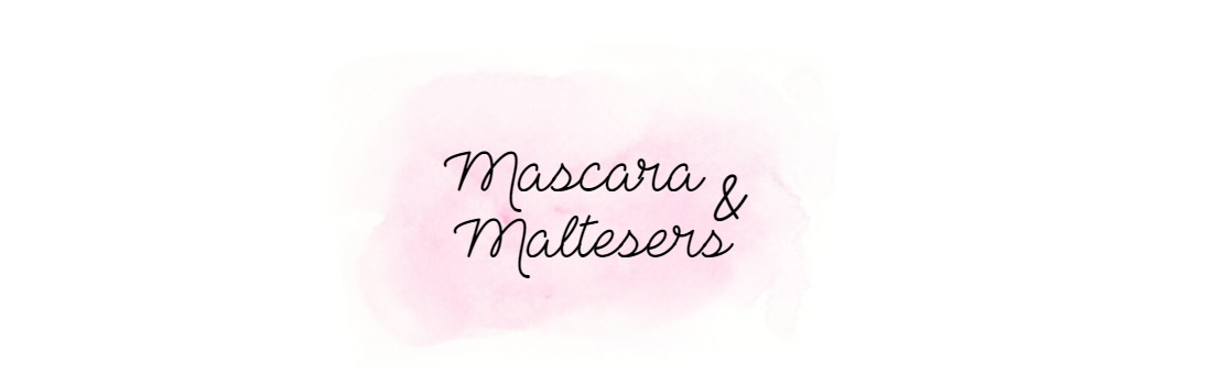 Mascara and Maltesers | UK Beauty Blog