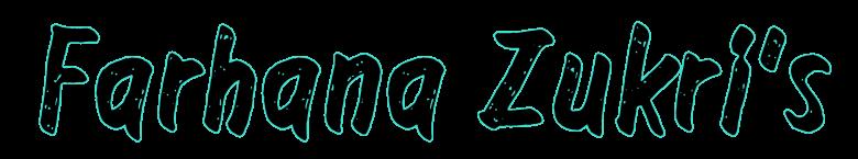Farhana Zukri's