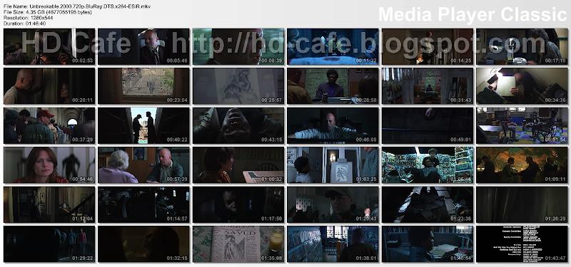Unbreakable 2000 video thumbnails