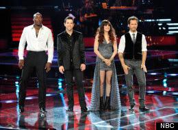 Jermaine Paul The Voice Season 2 Grand winner