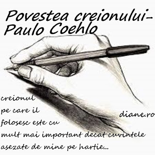 Paulo Coehlo: Povestea creionului