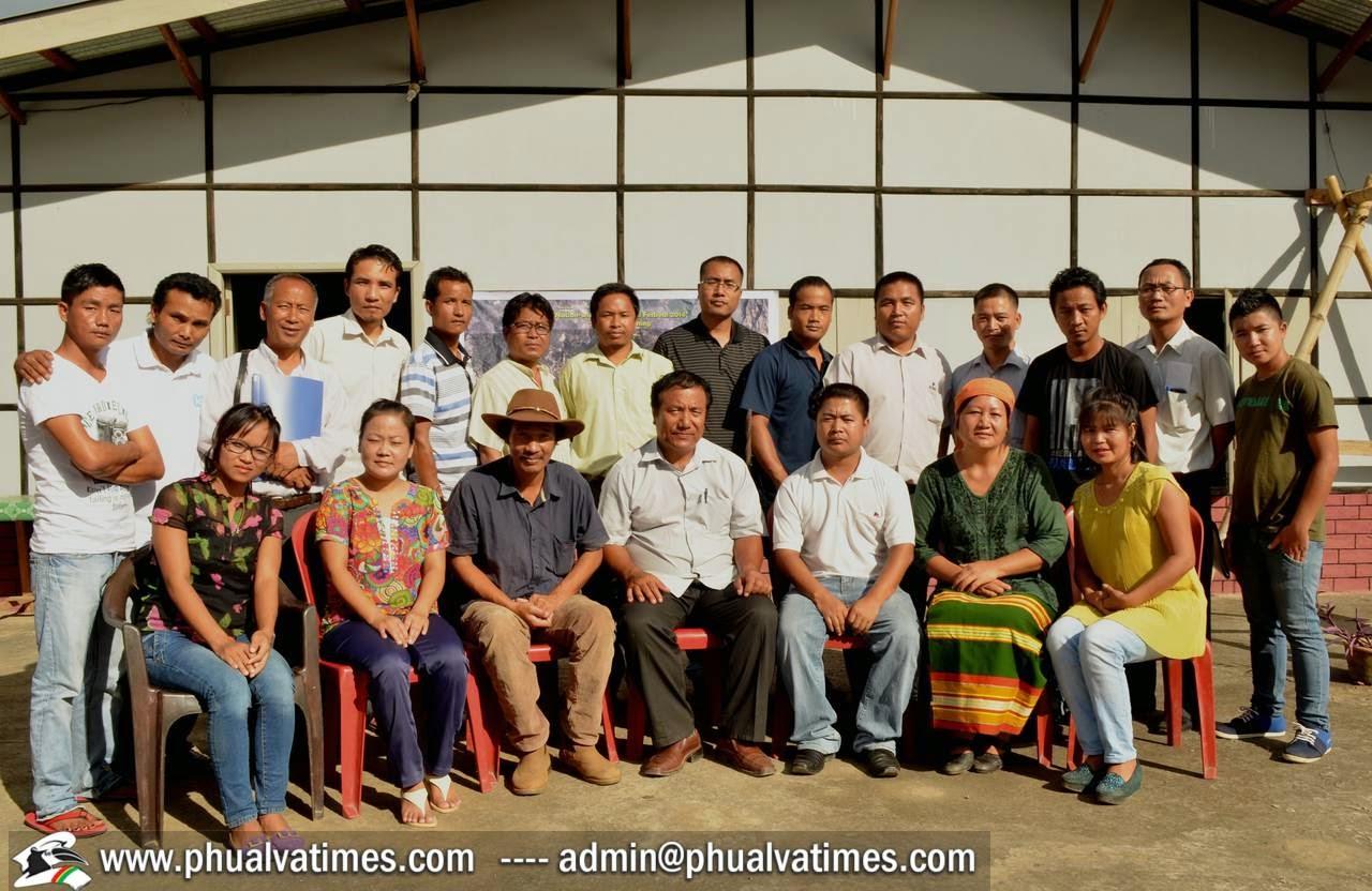 Tukum November 3-5 in Nationwide Gospel Music Festival thupitak a zat hiding
