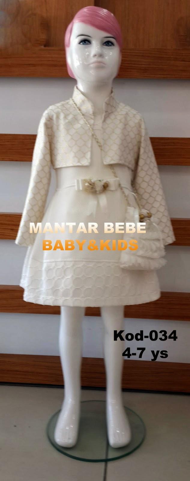 MANTAR BEBE ÇOCUK GİYİM - KOD034