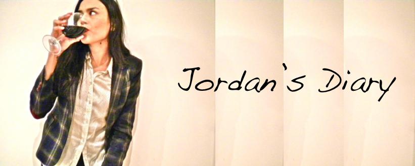 Jordan's Diary