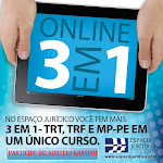 "SORTEIO - 2 CURSOS ""3 em 1"""