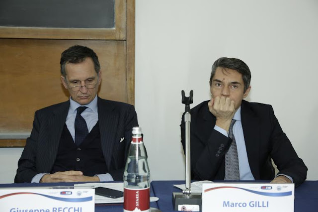 Marco Gilli  giuseppe recchi
