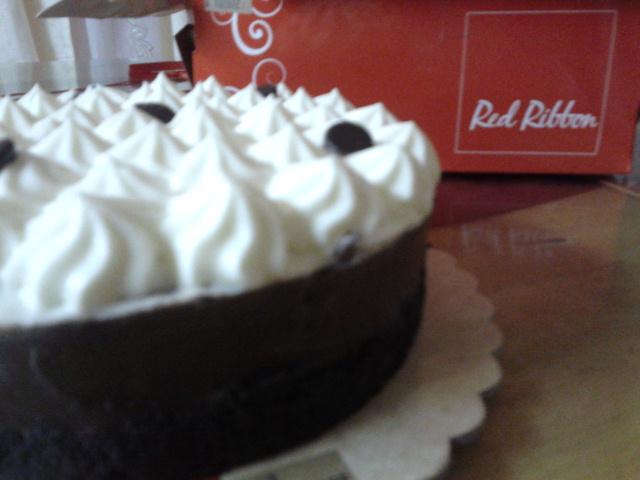 High Tea Chocolate Mousse Cake By Red Ribbon