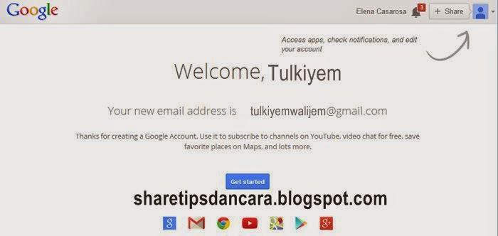Cara Lengkap Membuat Email Google 3