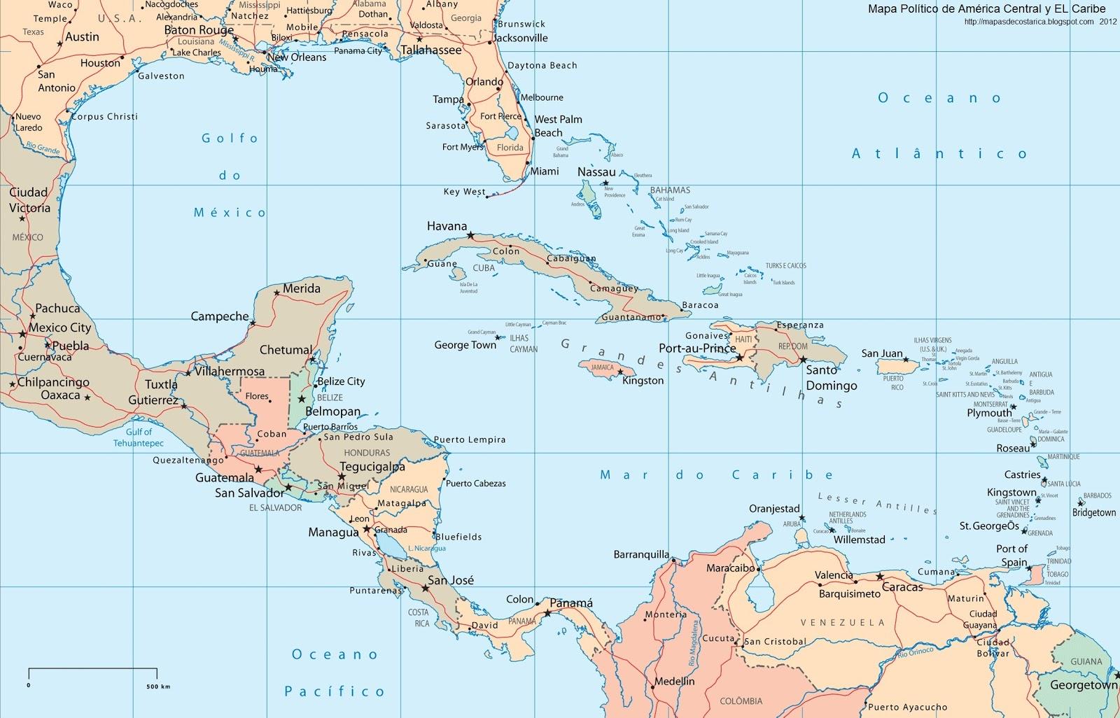 Mapa Mudo Politico America Sur Para Imprimir