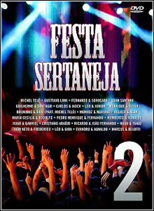 Download DVD Festa Sertaneja 2 DVDRip 2011
