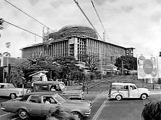 Masjid Istiqlal Tempo Dulu