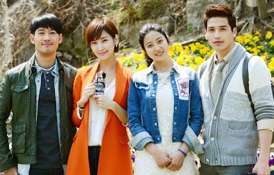 Saluran Siaran: KBS1 - Saluran Astro 391/ Astro HD 392