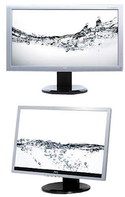 AOC Launches e2436Pa and e2219Ph LCD Monitor