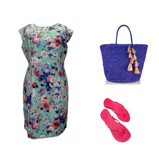 letnia sukienka xl