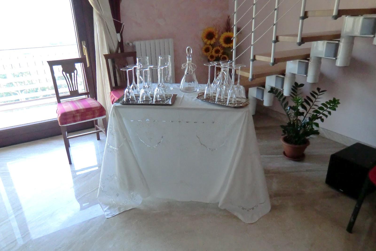 Come addobbare la casa dello sposo 28 images addobbi a - Addobbi matrimonio casa dello sposo ...