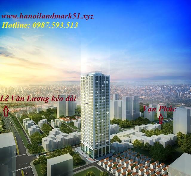 Bán 20 suất ngoại giao CC Hà Nội Landmark 51