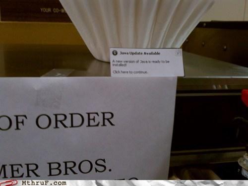 Coffee Maker Broke Meme : Times New Geek: July 2012