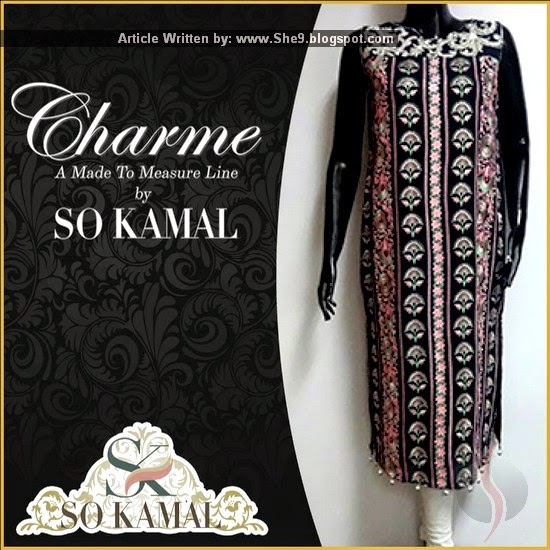 SoKamal Winter Collection 2015-2016