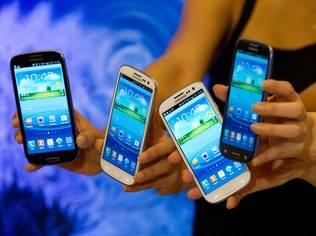 Galaxy S III é um concorrente de peso do iPhone 4S
