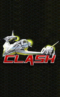 Screenshots of the Clash: Space shooter for Android tablet, phone.